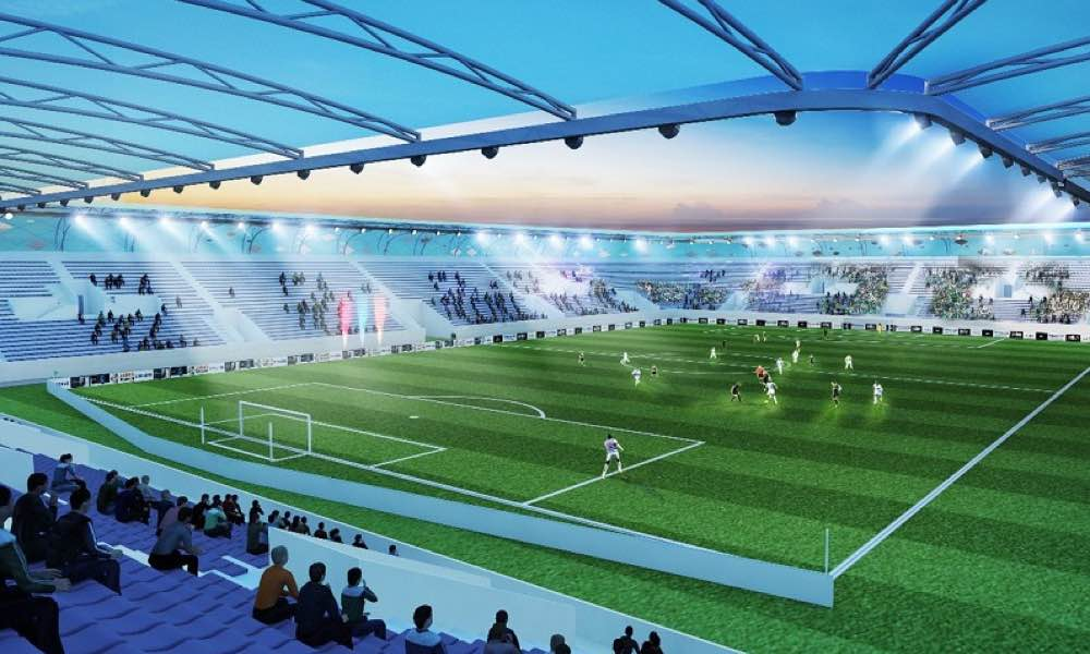 New Stadium ConstructionsCan Commercialize The Match Day Experience In The Arabian Gulf League And UAE Football